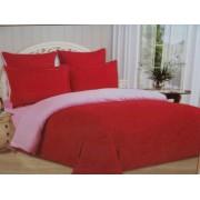 Комплект постельного белья с двухсторонним пододеяльником 022