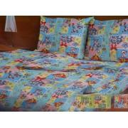 """Детское постельное белье в кроватку """"Малыши"""" поплин"""