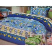 """Детское постельное белье в кроватку """"Сонный мишка"""""""