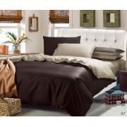 Комплект постельного белья с двухсторонним пододеяльником с007