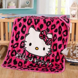 "Детский плед "" Hello KITTY "" 100Х140см. тм Absolute"