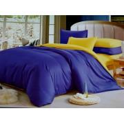 Комплект постельного белья ЕВРО с двухсторонним пододеяльником