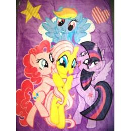 "Детский плед ""My little Pony ""  тм Absolute"