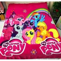 """Детский плед """"My little Pony """" 145 Х 200см. тм Absolute"""