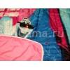 """Детское одеяло """"Холодное сердце"""" розовое 150*200 см, бамбук"""