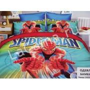 """Детское одеяло """"Человек-паук"""" 150*200 см, бамбук"""